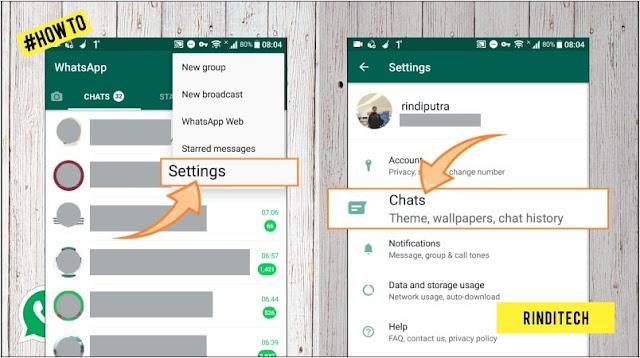 Cara Mengaktifkan Dark Mode di WhatsApp Android dan iOS