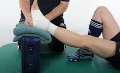 Cara Mengobati Cedera Lutut Bengkak Yang Benar