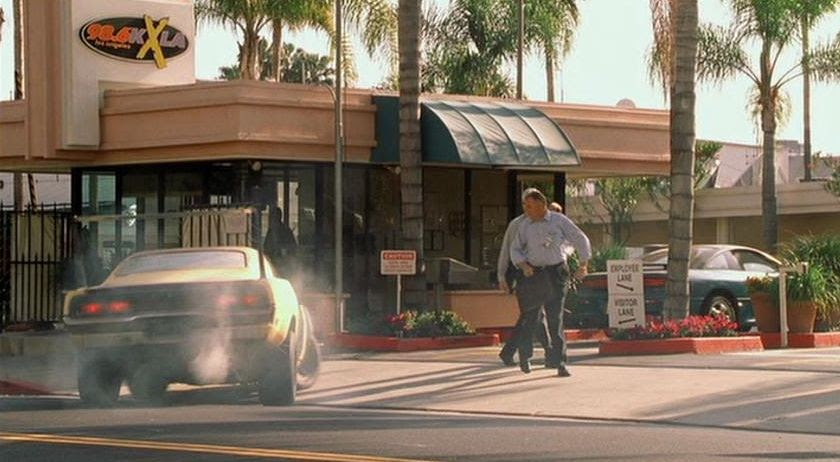filming locations of chicago and los angeles joe dirt