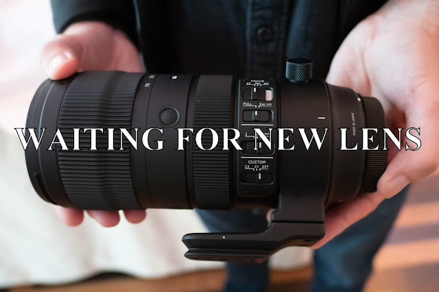 Waiting For New Zoom Lens
