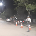 (videos) SÁENZ PEÑA: NI LOS INSPECTORES PARAN LAS HORDAS DE MOTOS. DESCONTROL TOTAL EN PLENO CENTRO