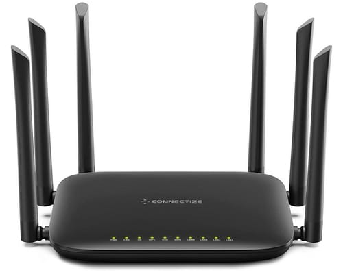 Connectize G6 AC2100 Dual Band Faster Wireless Router