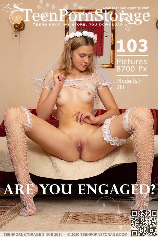 [TeenPornStorage] Jill - Are You Engaged teenpornstorage 02220