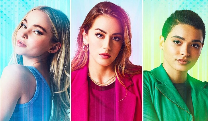 Powerpuff - First Look Set Photos from CW Pilot + First Look Key Art *Updated April 12th*