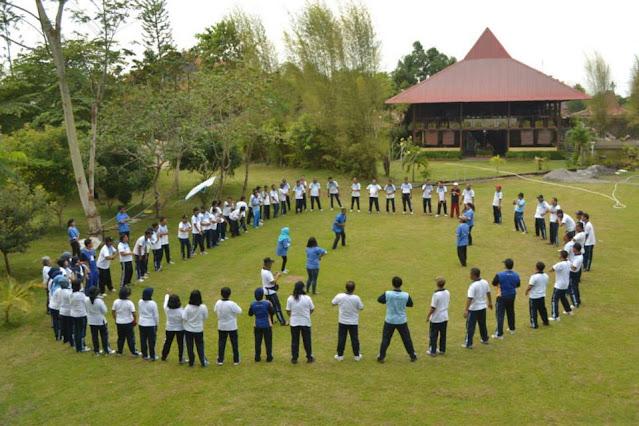 Tempat Jasa Outbound Training Denpasar, Bali Biaya Murah
