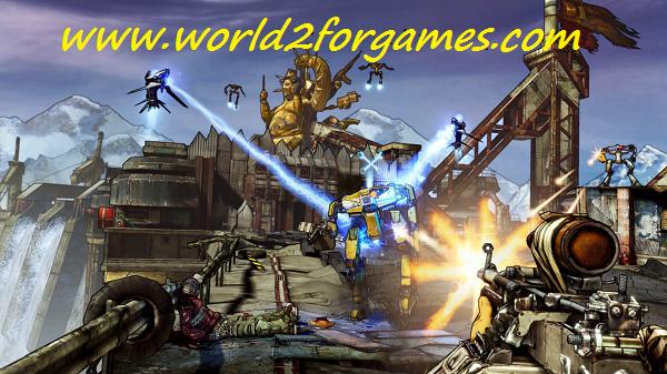 تحميل لعبة Borderlands 2 للكمبيوتر