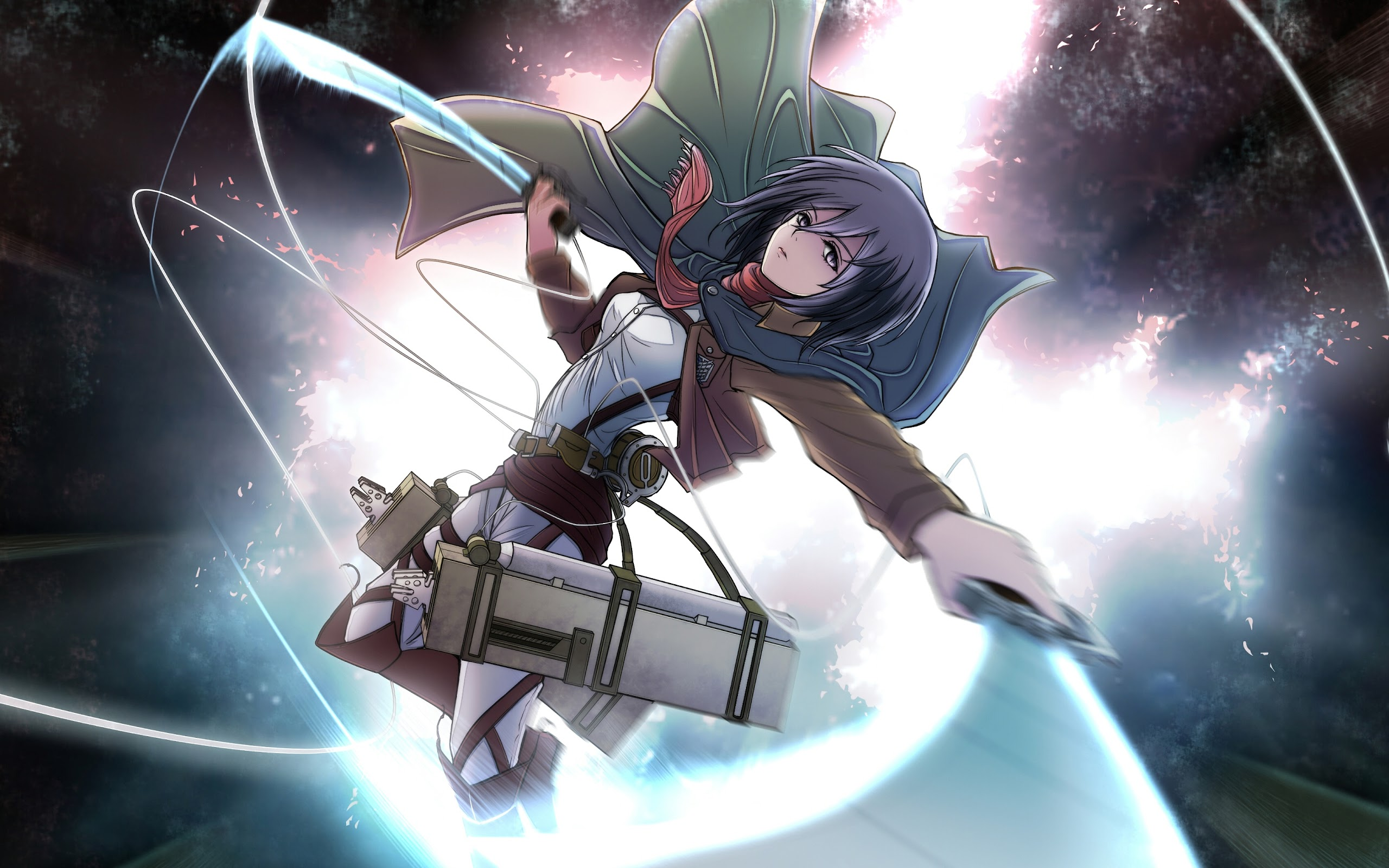 Mikasa Attack On Titan 4k Wallpaper 83