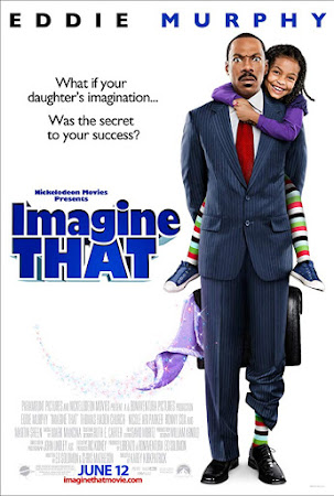 Poster Of Imagine That In Dual Audio Hindi English 300MB Compressed Small Size Pc Movie Free Download Only At worldfree4u.com