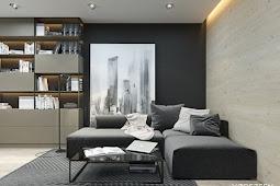 49 Desain Interior Rumah Cantik Minimalis 2019
