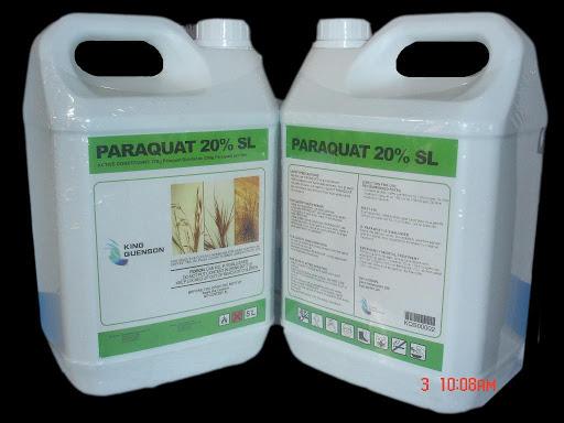 Secretaria da Agricultura publica nota técnica sobre proibição do uso de paraquate