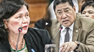 WATCH: Halatang May Itinatago! Clerk Of Court Sa Opisina Ni Sereno Gisado! Impeachment Hearing Vs CJ Sereno