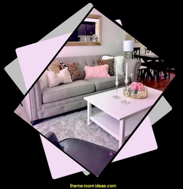 Blush pink decorating - blush pink decor - blush and gold decor - blush pink and gold bedroom decor -  blush pink gold baby girl nursery furniture - blush art prints - rose gold bedroom decor -  blush black bedroom decor - blush mint green decor - Blush Black Gold Glitter home decor - Blush Pink furniture