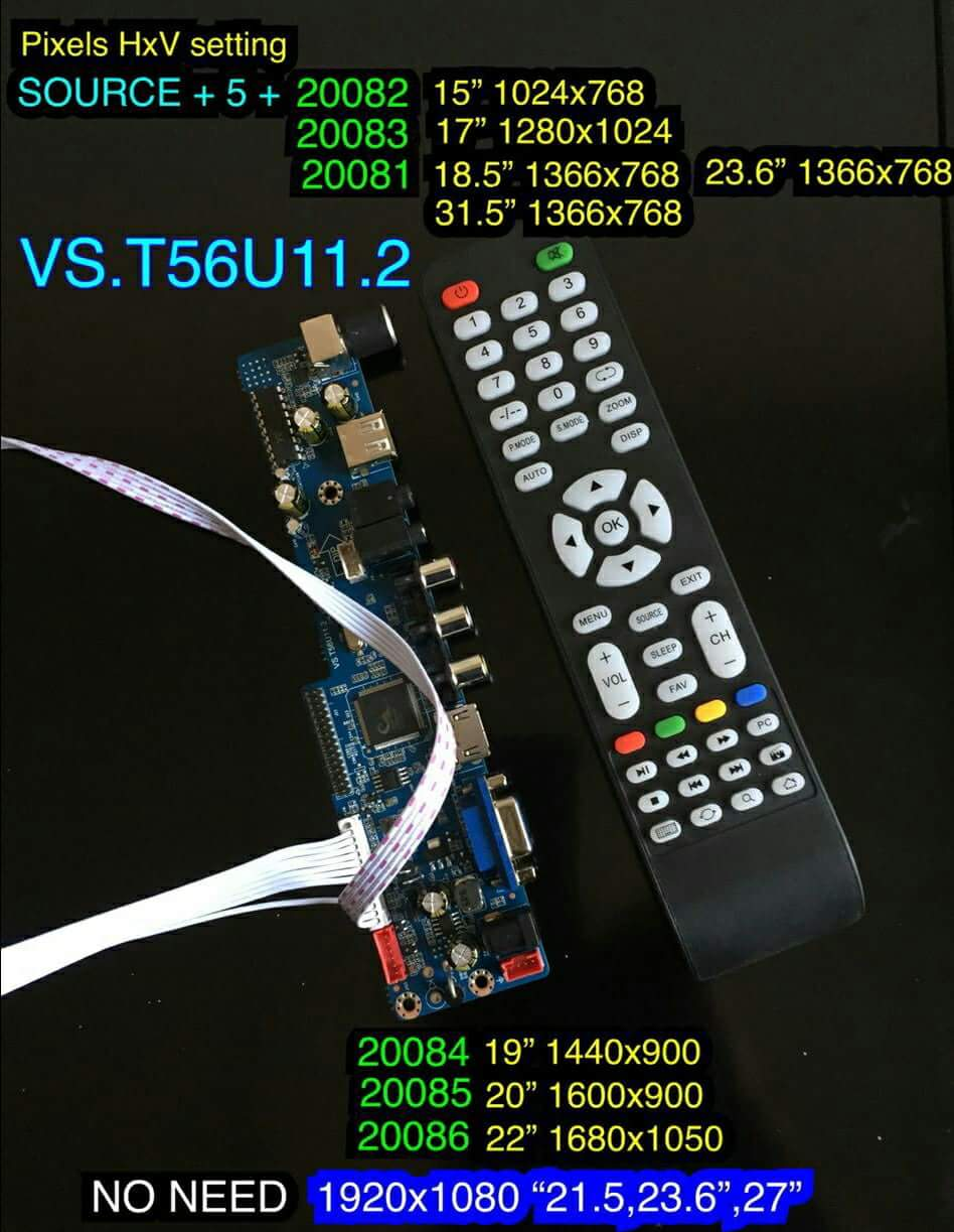 LCD TV Learning Guide : China LED TV Software Available