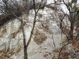 Святогорск. Историко-архитектурный заповедник «Святые горы». Меловые горы