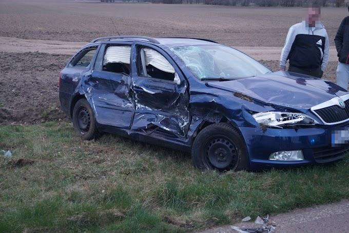 Schwerer Unfall in Kleinleitzkau