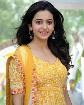 Beautiful Actress Rakul Preet Singh Latest HD Images