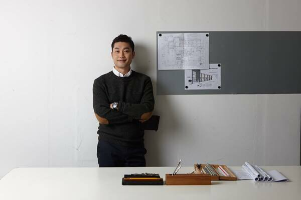 Kiến trúc sư Chin Wook Lee