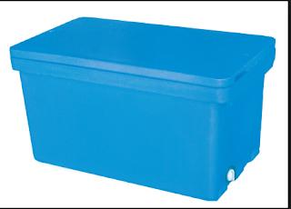 Pembuatan Cool Box Ikan