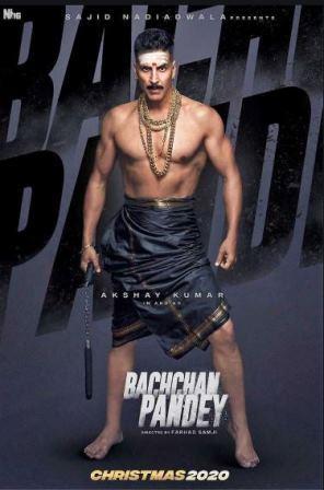 Bachchan Pandey release date 22 January 2021 - bachchan pandey cast - bachchan pandey story