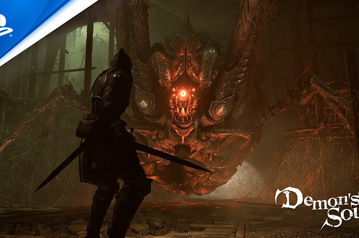 Demon's Souls PS5 Gamplay Revealed