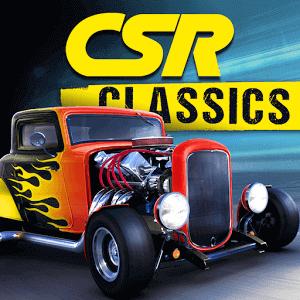 CSR Classics apk mod