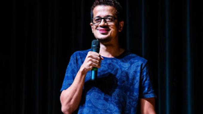 Entrevista com comediante piauiense Xavier Neto