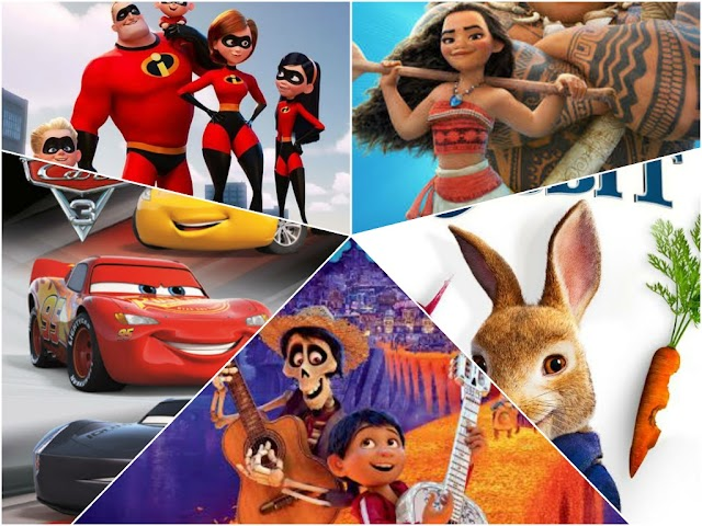 Top 10 Best Animated Movies for Kids on Netflix 2019