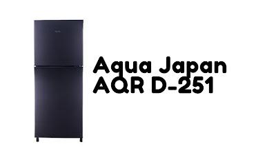 7 Rekomendasi Kulkas Aqua 2 Pintu