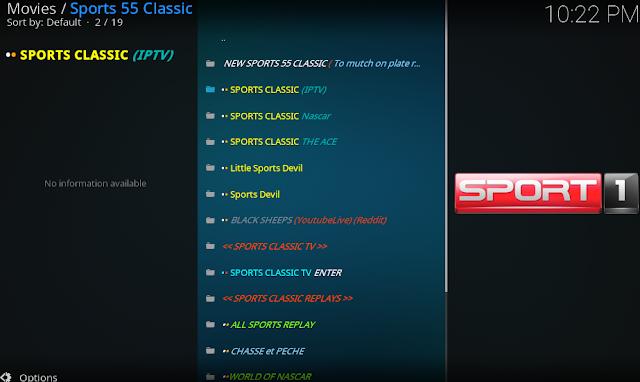 sports-55-classic-addon-kodi