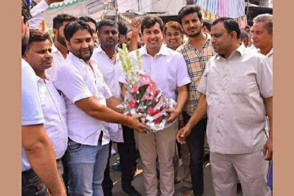 nitin-singla-birthday-13-august-faridabad-youth-congress-leader
