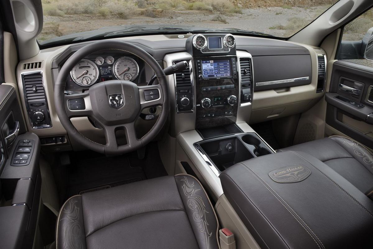 2011 Dodge Ram Long-Hauler Concept Truck ~ Sport Cars and