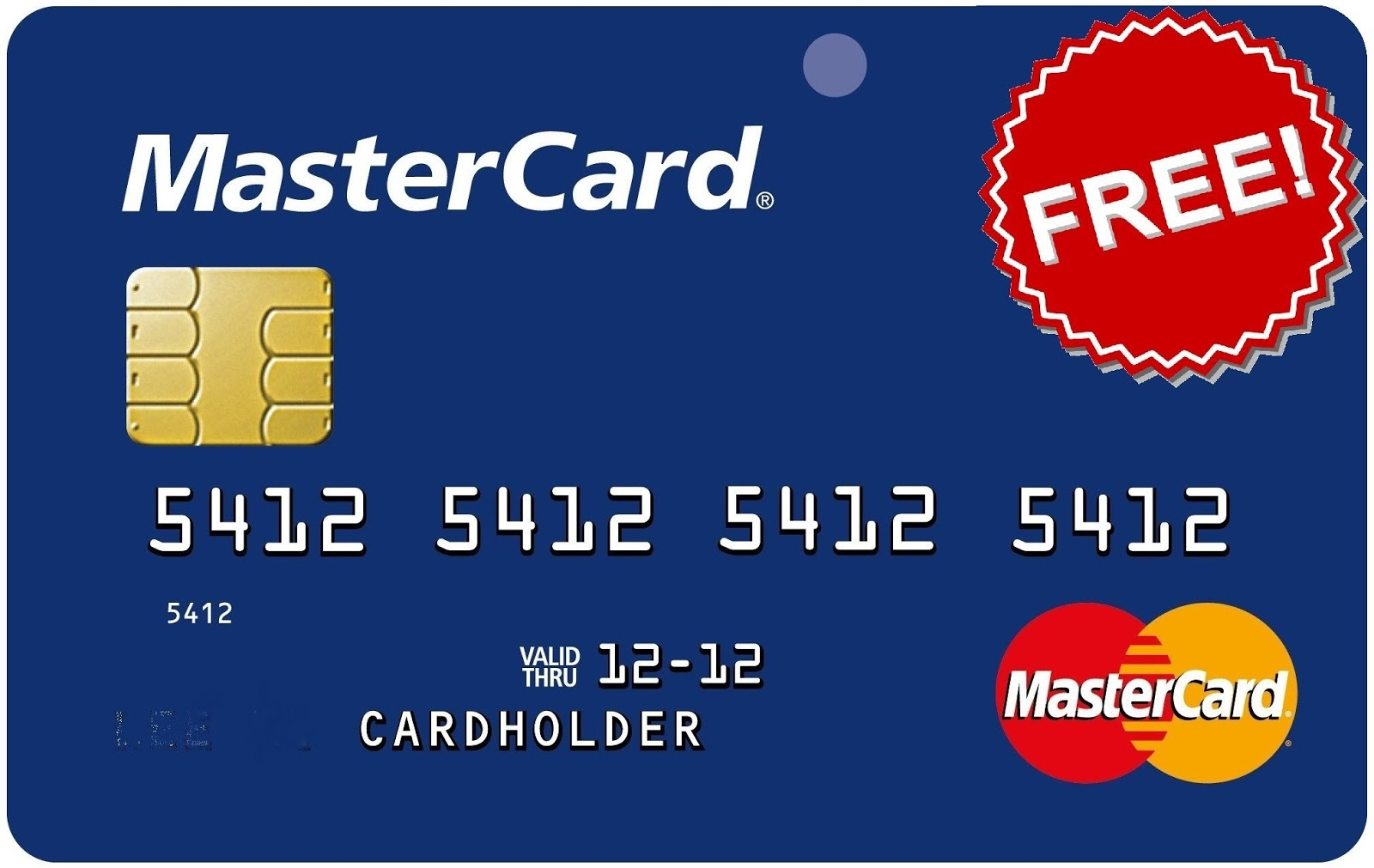 Free Credit Card Numbers Visa MasterCard Full Details 10 - News