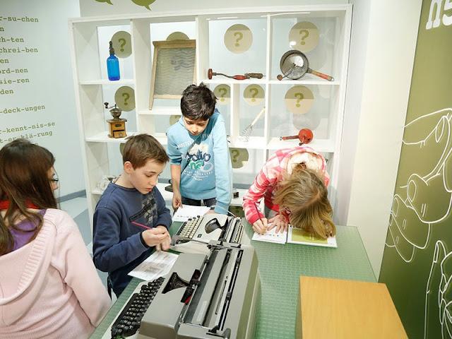 Museu das Crianças em Frankfurt