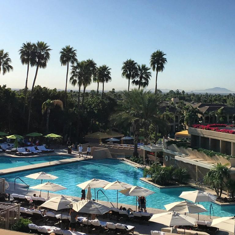 Scottsdale, AZ - Mrs. B in the Bay Area