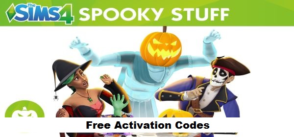 The Sims 4 Spooky Stuff key, The Sims 4 Spooky Stuff serial key, The Sims 4 Spooky Stuff product key,