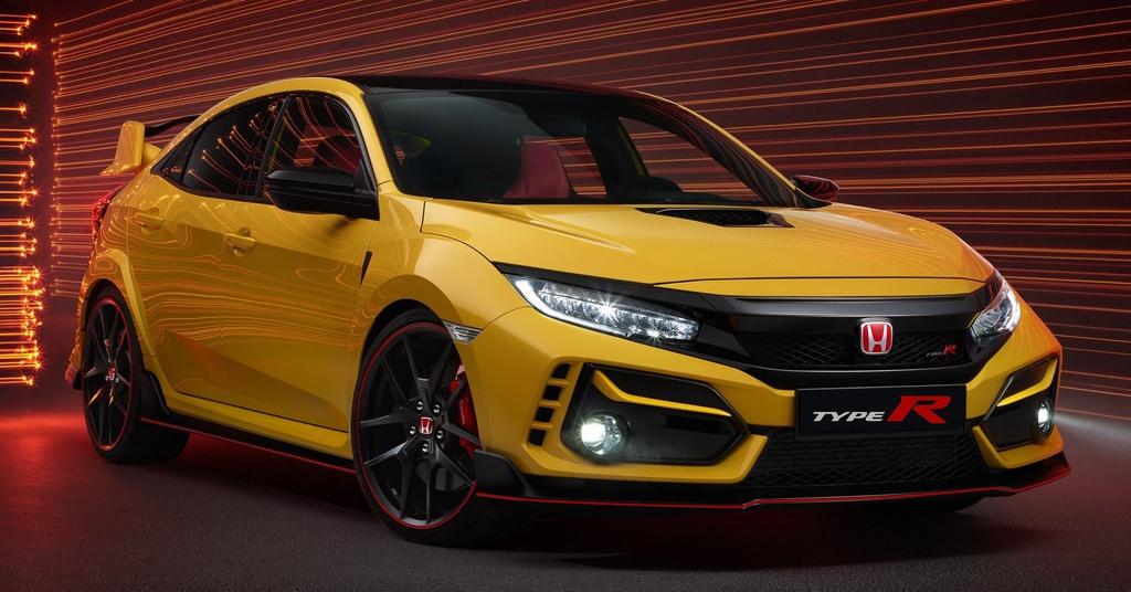 Honda Civic Type R bản đặc biệt cháy hàng sau 4 phút mở bán