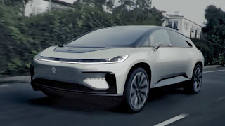 Faraday Future's Upcoming Super Electric Car