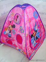 1 Disney Minnie and Daisy Tent