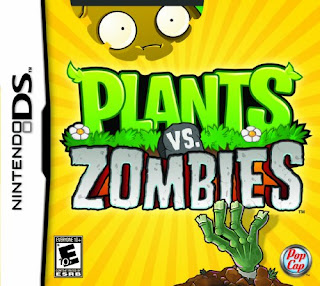 Plants vs. Zombies NDS, Español, Mega