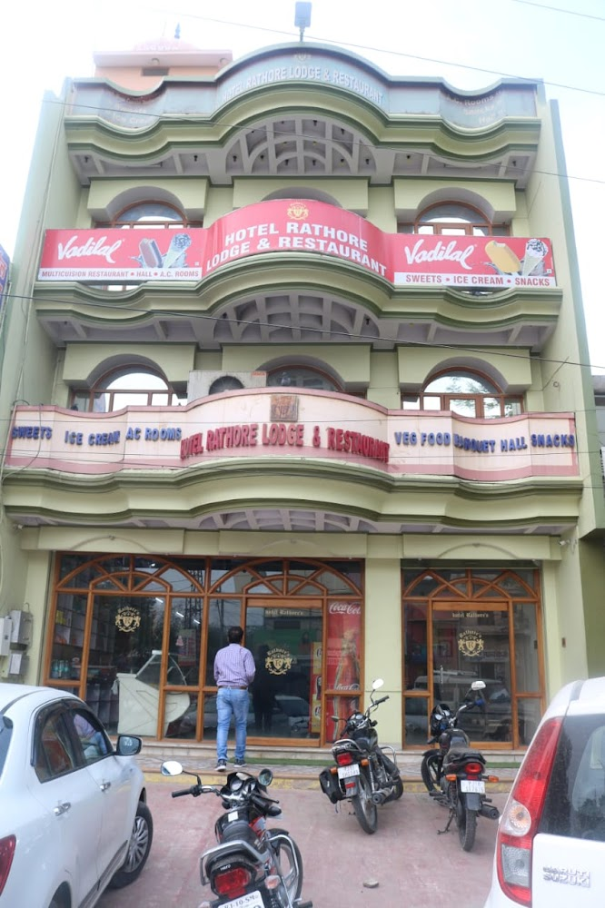 Famous Sweets In Churu , Rathore Lodge and Restaurant