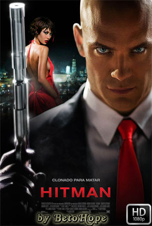 Hitman [2007] HD 1080P Latino [Google Drive] GloboTV