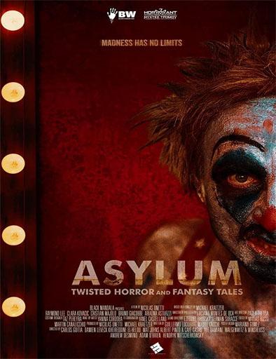 Poster de ASYLUM: Cuentos retorcidos de terror y fantasía