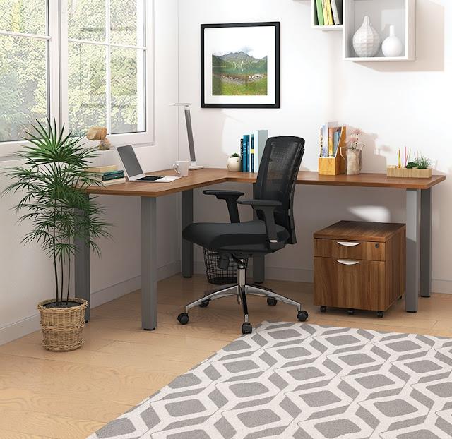 superior laminate home office