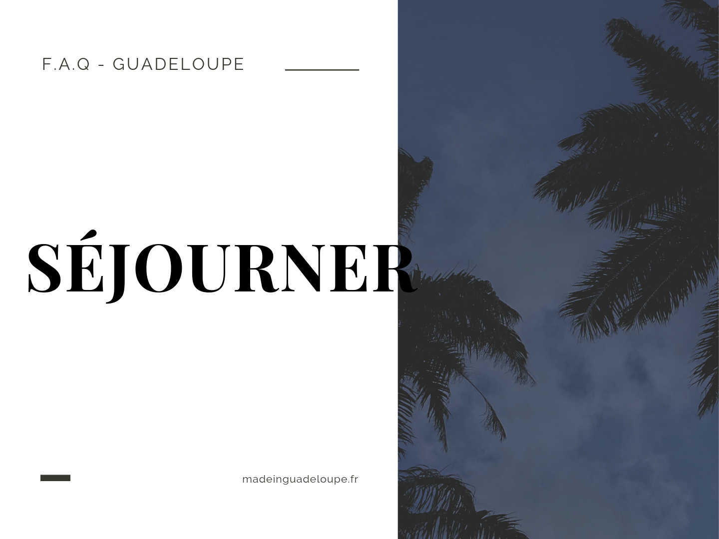 foire aux questions faq guadeloupe généralités y séjourner la vie quotidienne question reponse q and a answer daily life island nice stay vacations holidays general global google trends tourists caribbean