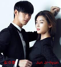 Kim Soo Hyun dan Jun Ji-hyun di Drama My Love From The Star SBS