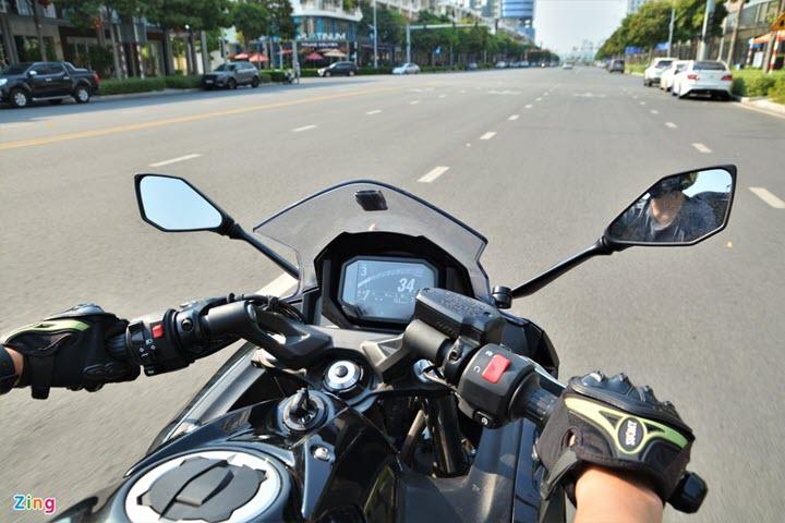Đánh giá Kawasaki Ninja 650 2020 - sportbike hiền lành hợp chạy phố