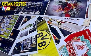 tempat cetak poster terbaik di Taman Sari, Jakarta Barat