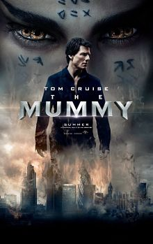 Sinopsis pemain genre Film The Mummy (2017)