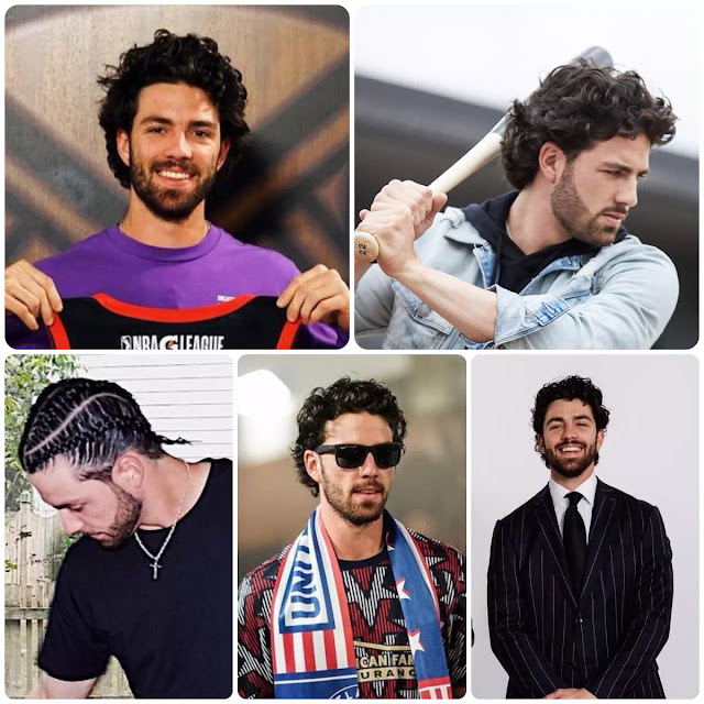 Dansby Swanson Hairstyles