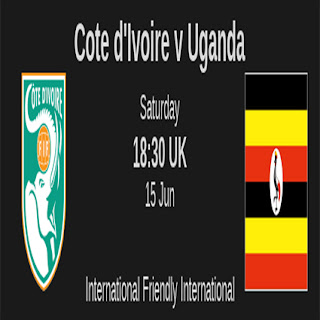 مشاهدة مباراة كوت ديفوار وأوغندا